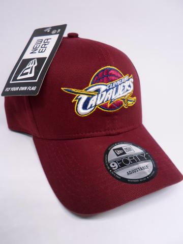 Boné Cleveland Cavaliers Vinho New Era Strap Back Novo faa6c56738e