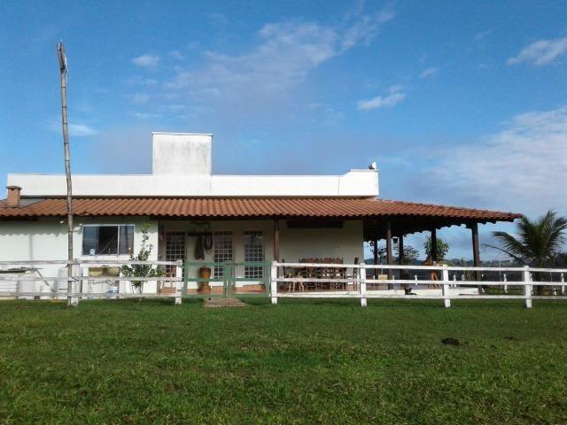 Fazenda com 22,4 alqueires paulista em Passos, MG permuta
