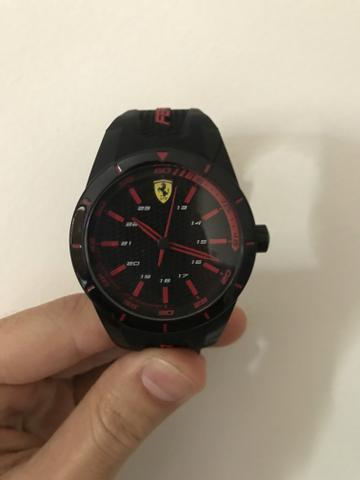 0931302c595 Relógio Scuderia Ferrari Preto - Bijouterias
