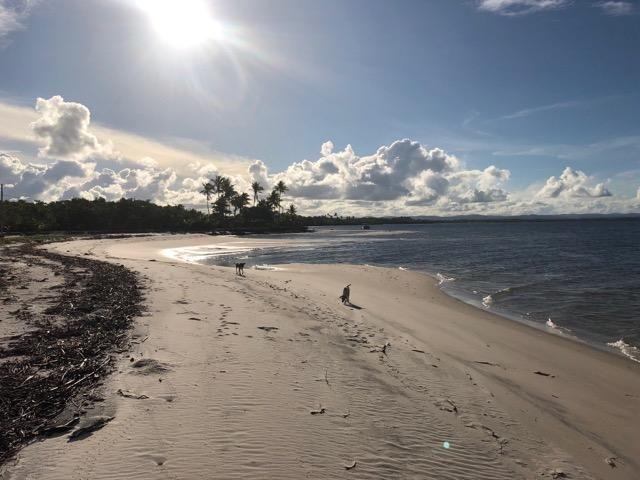 Casa paradisíaca - Baia de Camamu - Ilha do Contrato - Foto 9