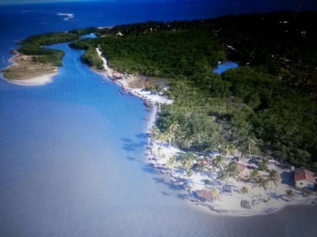 Casa paradisíaca - Baia de Camamu - Ilha do Contrato