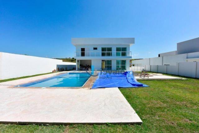 Casa com 4 dormitórios para alugar, 392 m² por r$ 4.800,00/mês - mirante do vale - jacareí - Foto 3