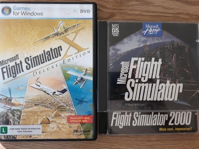 Games PC Flight Simulator X, 2000 standard, 5 1 originais