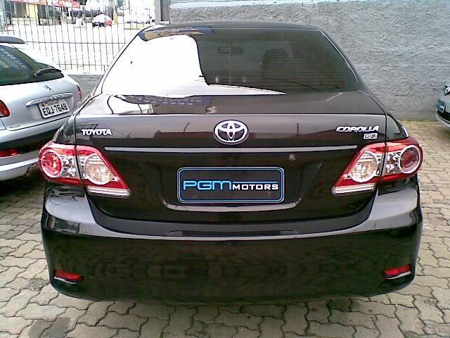 Toyota Corolla 1.8 gli automático - Foto 4