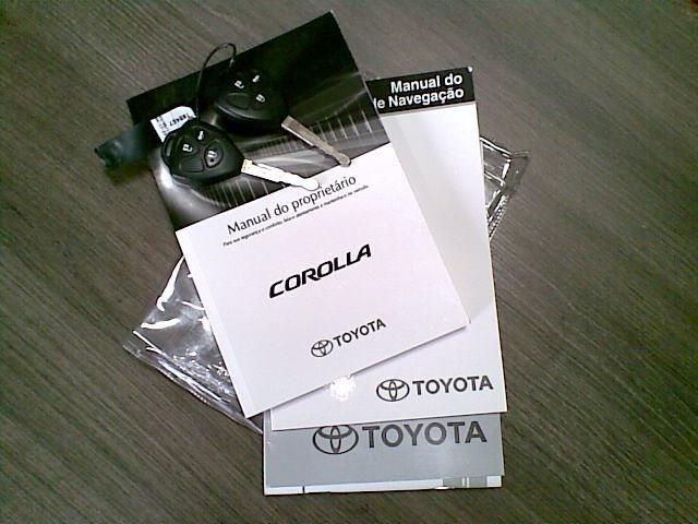 Toyota Corolla 1.8 gli automático - Foto 17