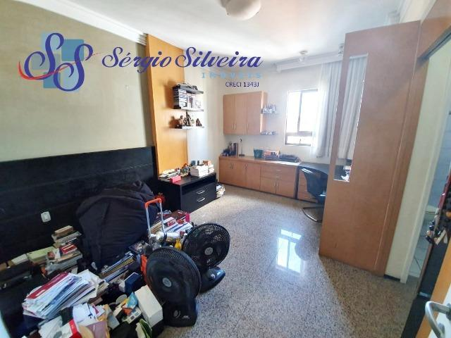 Apartamento na Aldeota com 4 suítes todas com closet, amplo e ventilado, nascente 4 vagas - Foto 14