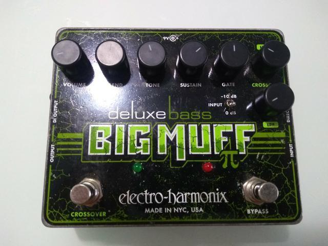 Big Muff Bass Deluxe
