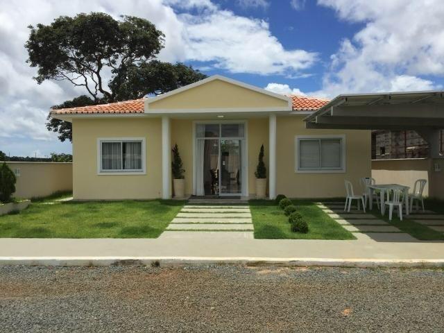 LF - Casa em condomínio no Araçagy / Itbi e cartório grátis / Suíte master com closet