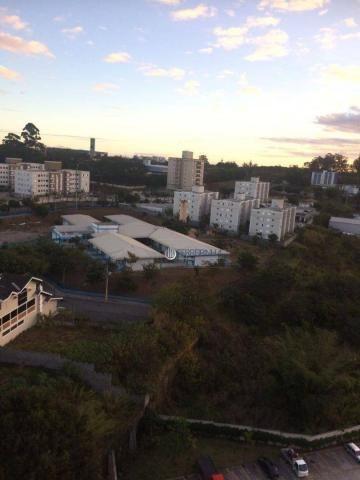 Apartamento com 2 dormitórios à venda, 57 m² por r$ 180.000 - parque residencial flamboyan - Foto 9