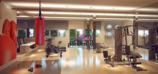 Apartamento à venda, 78 m² por r$ 616.000,00 - jardim aquarius - são josé dos campos/sp - Foto 20