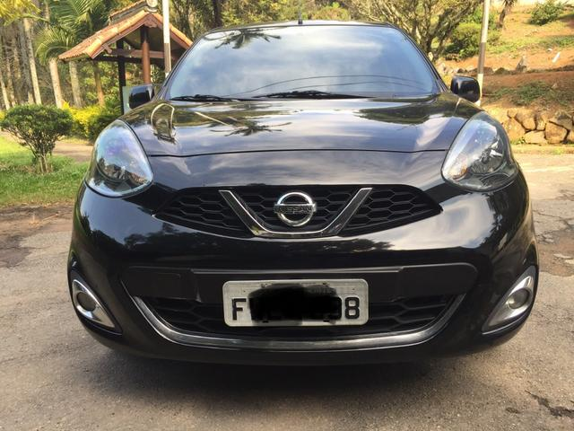 Nissan March SL 1.6 flex 2015 - Foto 2