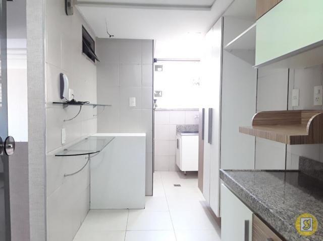 Apartamento para alugar com 3 dormitórios em Mucuripe, Fortaleza cod:50381 - Foto 16