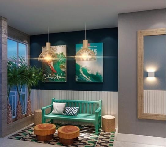 Apartamento em itaguaçu-sfs | 200 mts da praia | 01 suíte + 02 dormitórios - Foto 20