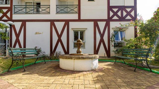 Apartamento à venda com 3 dormitórios em Capivari, Campos do jordão cod:55823 - Foto 9