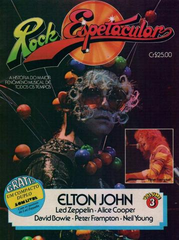 Elton John - Rock Espetacular