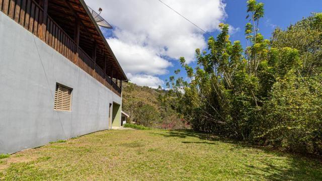 Casa à venda com 4 dormitórios em Vila abernéssia, Campos do jordão cod:55727 - Foto 8