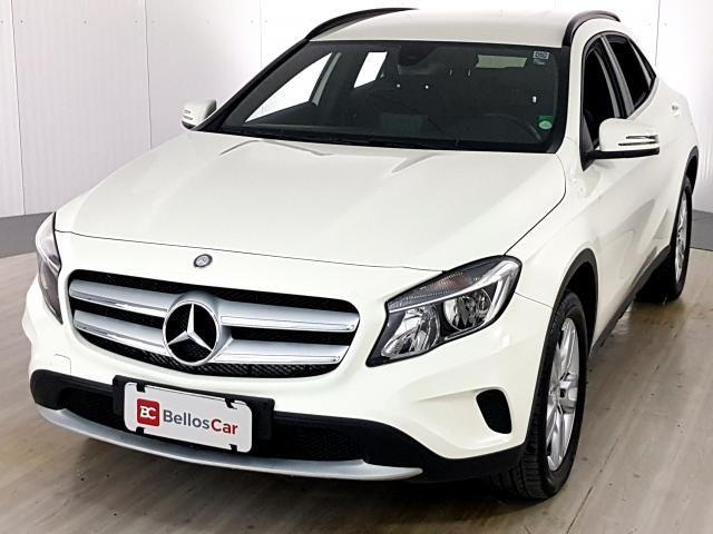 Mercedes GLA 200 Adv. 1.6/1.6 TB 16V Flex  Aut. - Branco - 2016