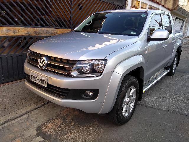 Amarok 2014 Trendline 4x4 CD Diesel Automatica
