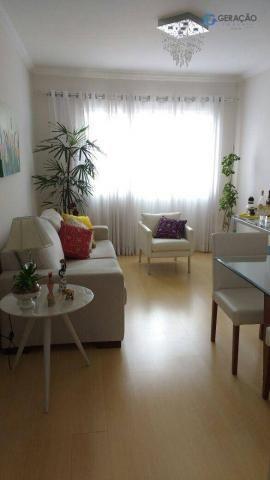 Apartamento com 3 dormitórios à venda, 98 m² por r$ 255.000,00 - centro - jacareí/sp