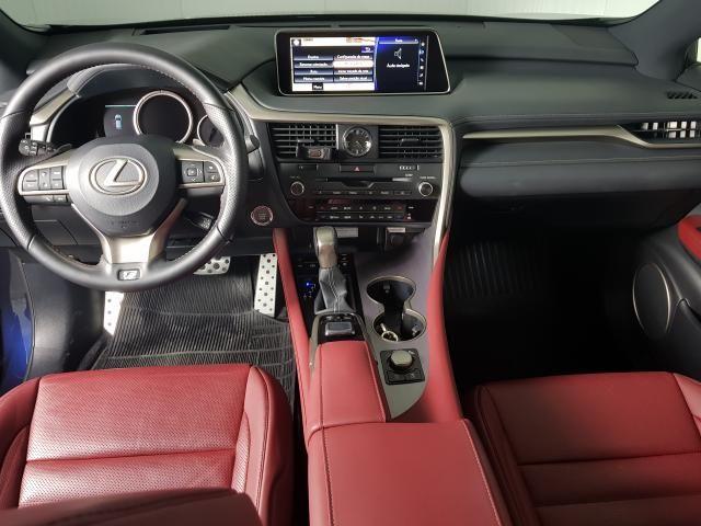 Lexus RX-350 F-Sport 3.5 24V Aut. - Azul - 2018 - Foto 6