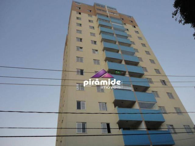 Apartamento com 2 dormitórios à venda, 68 m² por r$ 308.000,00 - jardim motorama - são jos