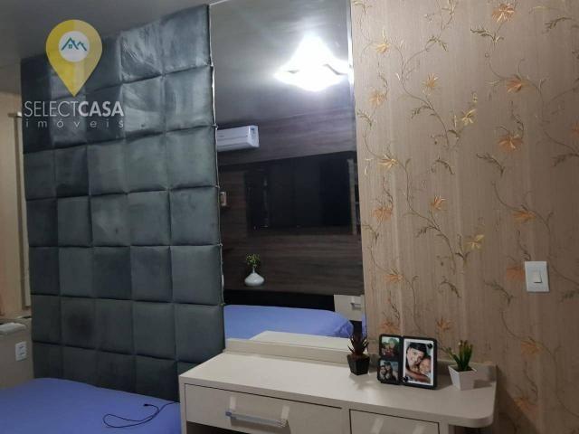 Excelente apartamento em bairro de fátima/jardim camburi 3 quartos - Foto 10