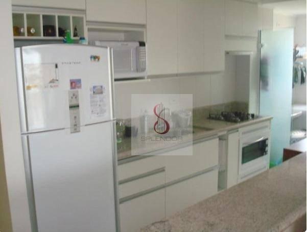 Apartamento com 3 dormitórios à venda, 81 m² por r$ 400.000,00 - urbanova - são josé dos c - Foto 2