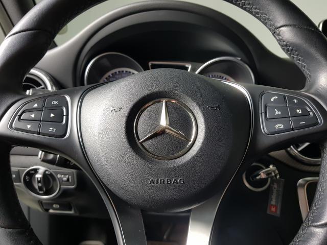Mercedes GLA 200 Adv. 1.6/1.6 TB 16V Flex  Aut. - Branco - 2016 - Foto 8