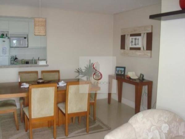Apartamento com 3 dormitórios à venda, 81 m² por r$ 400.000,00 - urbanova - são josé dos c