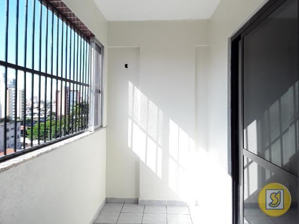 Apartamento para alugar com 3 dormitórios em Fatima, Fortaleza cod:5384 - Foto 5