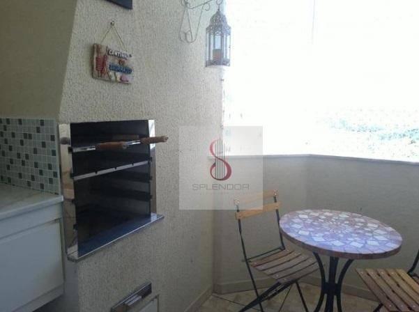 Apartamento com 3 dormitórios à venda, 74 m² por r$ 375.000 - urbanova - são josé dos camp - Foto 14
