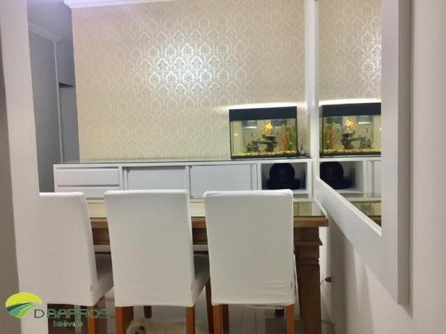 Apartamento taubate- vl s geraldo - 3 dorms - 1 suite - 2 salas - 2 banheiros - sacada - 1 - Foto 4