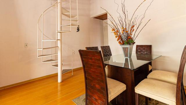 Apartamento à venda com 2 dormitórios em Vila abernéssia, Campos do jordão cod:55874 - Foto 10