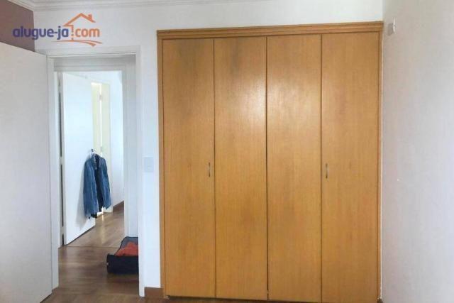 Apartamento com 3 dormitórios à venda, 120 m² por r$ 450.000 - vila adyana - são josé dos  - Foto 14