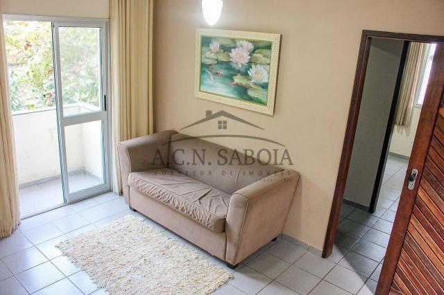 Apartamento à venda com 1 dormitórios em Praia do perequê açu, Ubatuba cod:AP00473 - Foto 4
