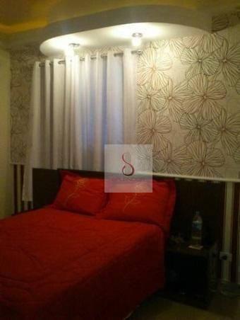 Apartamento com 3 dormitórios à venda, 74 m² por r$ 375.000 - urbanova - são josé dos camp - Foto 10