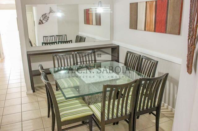 Apartamento à venda com 3 dormitórios em Praia das toninhas, Ubatuba cod:AP00470 - Foto 7