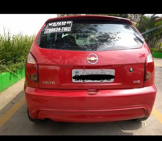 Celta GM Chevrolet vermelho - abaixo tabela - Foto 10