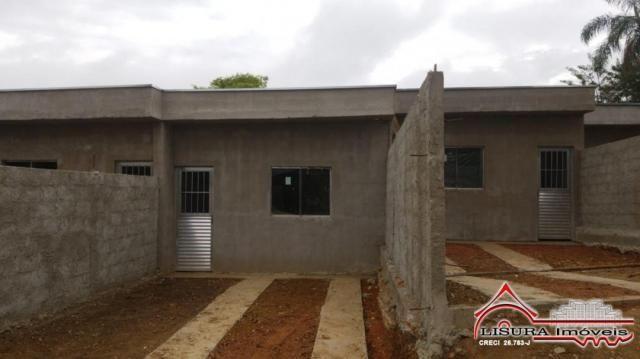 Casa nova veraneio ijal jacareí sp aceita carro, estua parcelar direto - Foto 3