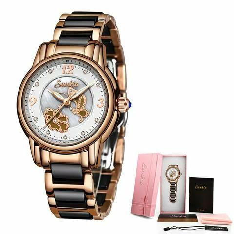 Relógio feminino Sunkta