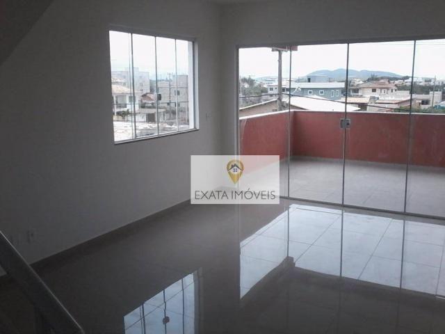 Coberturas duplex 03 quartos/varanda gourmet, Enseada das Gaivotas/ Rio das Ostras. - Foto 2