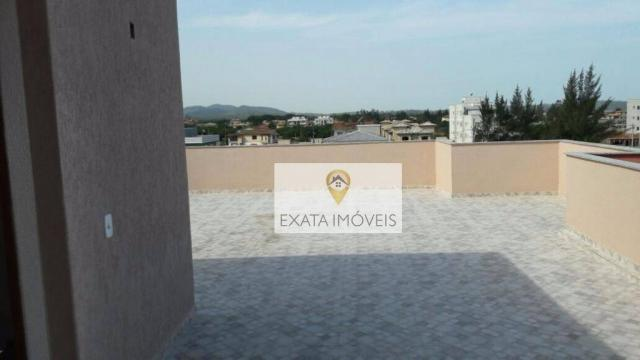 Coberturas duplex 03 quartos/varanda gourmet, Enseada das Gaivotas/ Rio das Ostras. - Foto 3