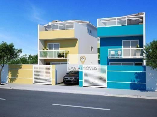 Lançamento! Casas triplex 03 suítes, terraço/piscina, Recreio, Rio das Ostras.