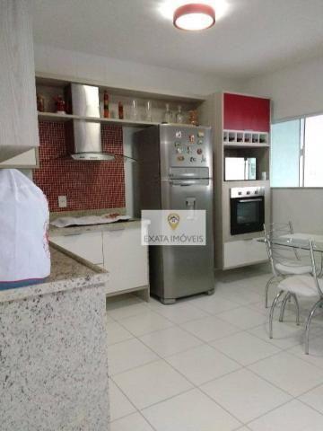 Linda casa duplex 3 quartos, independente, pronta para morar! - Foto 14