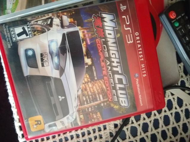 Playstation 3 em bom estado funcionando perfeitamente com um controle e jogos - Foto 5