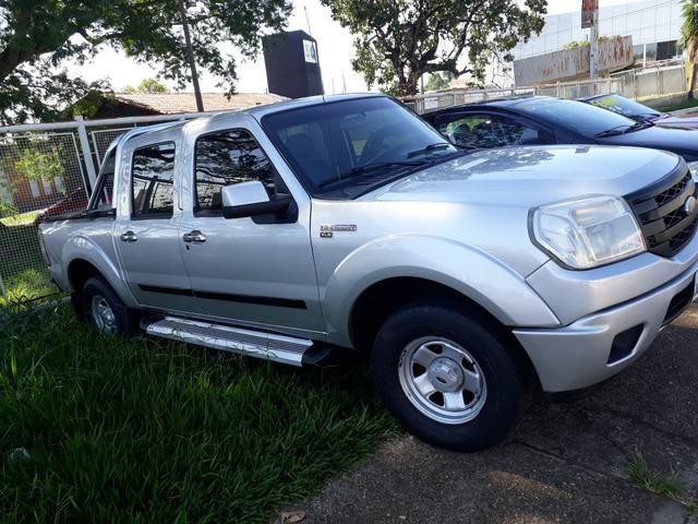 Ford ranger xlt completa dupla 2010