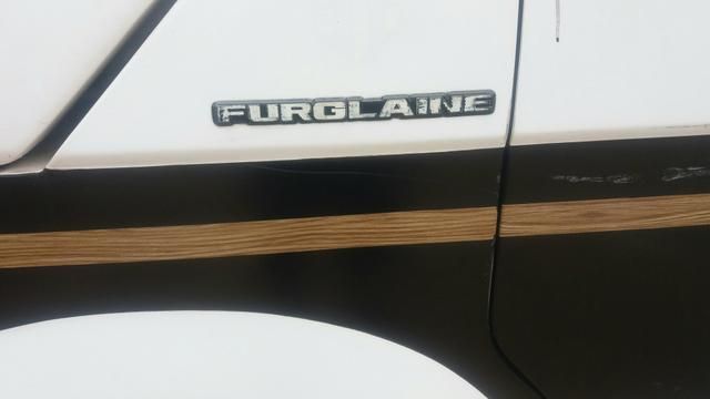 Ford furgão furgline 91 - Foto 3