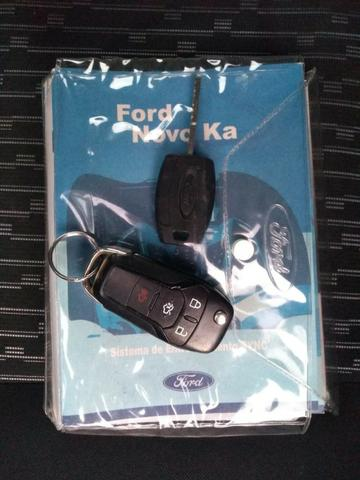 KA SE 1.0 Completo 2015 aceito troca $31.000,00 - Foto 14
