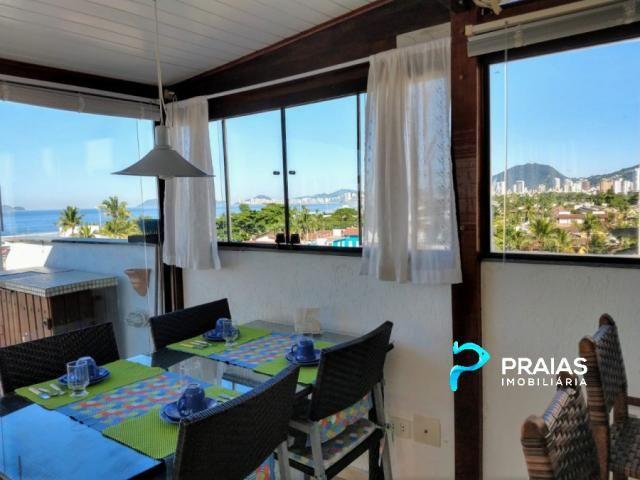 Apartamento à venda com 3 dormitórios em Enseada, Guarujá cod:76853 - Foto 3