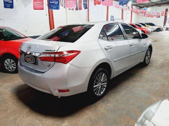 Toyota corolla xei flex ano 2016 automatico r$34.900,00 - Foto 4